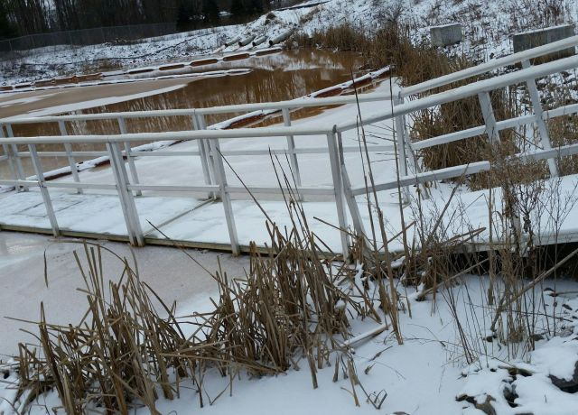 On-Site Technical Services, Inc. & Geological Services D.P.C. | Sed Pond